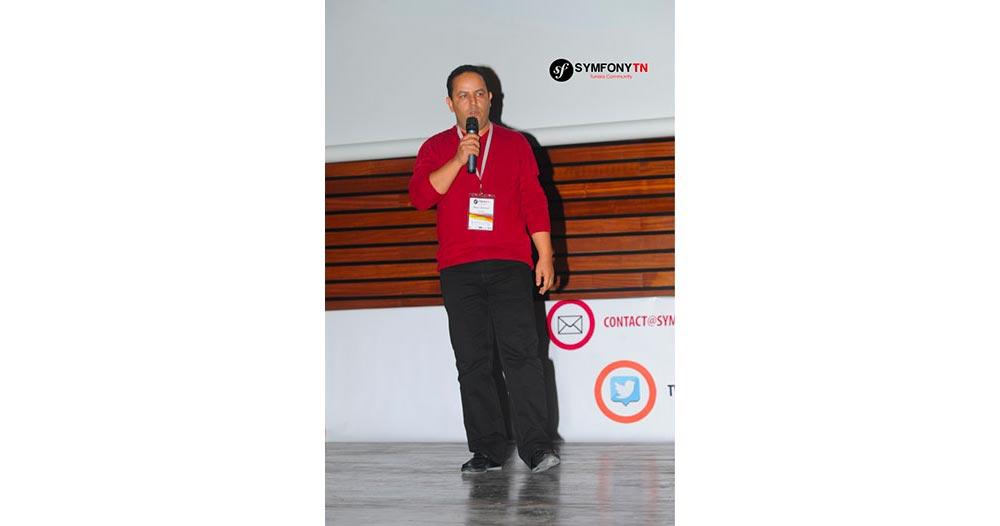 Ameur, Directeur de Symdrik Tunisie